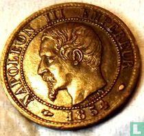 Frankrijk 1 centime 1854 (MA)