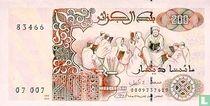 Algerije 200 Dinars 1992