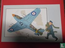 "Chromo's ""Aviation guerre 1939-1945"""