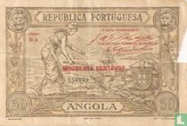 Angola 50 Centavos 1921