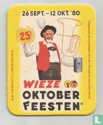 25e Wieze oktober feesten