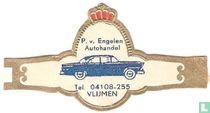 P. v. Engelen Autohandel Tel. 04108-255 Vlijmen