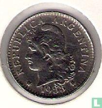 Argentinië 5 centavos 1933