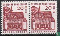 Duitse bouwwerken- kleinformaat