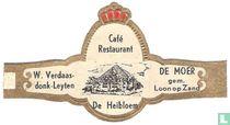 Café Restaurant De Heibloem - W. Verdaas-donk-Leyten - De Moer gem. Loon op Zand