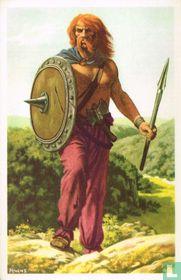 Keltisch krijgsman