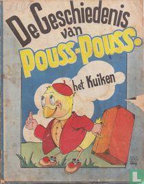 De geschiedenis van pouss-pouss het kuiken