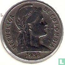 Colombia 2 centavos 1933
