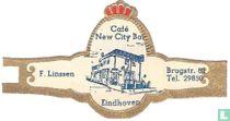 Café New City Bar Eindhoven - F.Linssen - Brugstr. 82 Tel. 29850