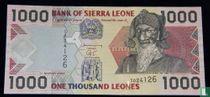 Sierra Leone 1.000 Leones 2003