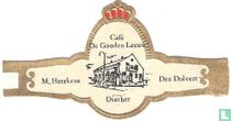Café De Gouden Leeuw Dinther - M.Heerkens - Den Dolvert 7