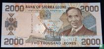 Sierra Leone 2.000 Leones 2003