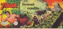 Oerwoud-expeditie