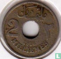 Egypt 2 Milliemes 1916 (AH 1335)