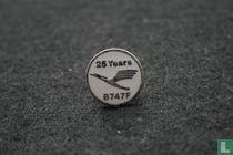 25 years B747F