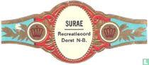 Surae Recreatieoord Dorst N-Br.