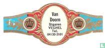 Van Doorn Sigaren Veghel Tel. 04130-3101