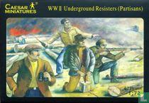 WWII Ondergronds verzet (Partizanen)