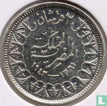 Egypte 2 piaster 1942 (AH1361)