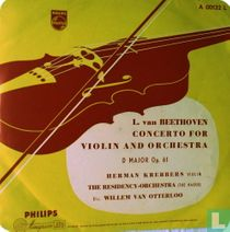 Concerto for Violin and Orchestra in D major, Op. 61