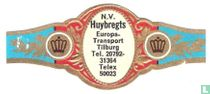 N.V. Huybregts Europa-Transport Tilburg Tel. 20792-31364 Telex 50023