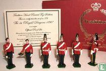 The 1st [Royal] Dragoons, 1890