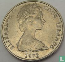 Cookeilanden 50 cents 1972