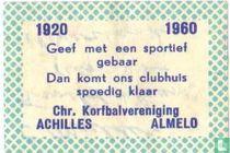Chr Korfbalvereniging Achilles