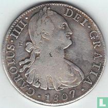 Mexico 8 reales 1807