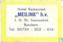 Hotel Rest. Meilink b.v. - J.H.Th.Semmelink