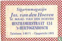 Sigarenmagazijn Jos van den Hoeven