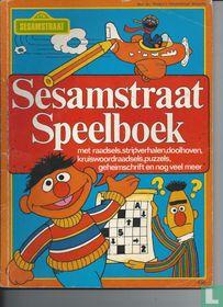 Sesamstraat speelboek