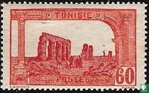 Romeins aquaduct Zaghouan