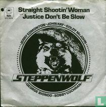 Straight Shootin' Woman