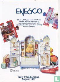 Enesco Music boxes ( 1997)