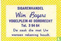 Sigarenhandel Wim Bogers