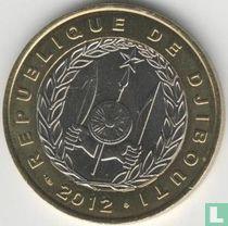 Djibouti 250 francs 2012