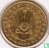 Djibouti 10 francs 2010