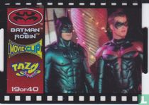 Batman & Robin movieclip tazo 19