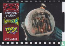 Batman & Robin movieclip tazo 21