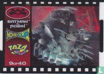 Batman & Robin movieclip tazo 9