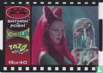 Batman & Robin movieclip tazo 15