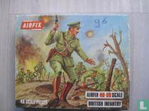 Word War One British Infantry