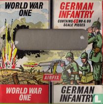 World War One German Infantry