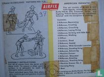 Word War One American Infantry