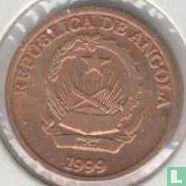 Angola 10 centimos 1999