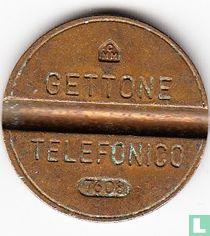 Gettone Telefonico 7608 (CMM)