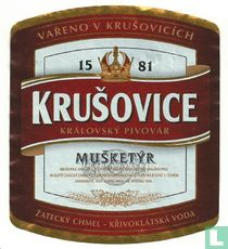 Krusovice Musketyr