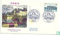 Pont-neuf, Parijs