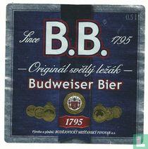 Budweiser Bier 1795